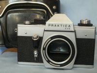 Praktica   LLC M42 SLR Camera £5.99